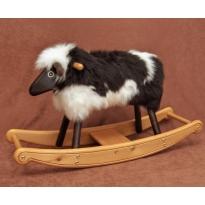 Rocking Lamb - Jacob Fleece (Made In Wales)