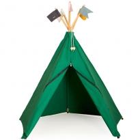 Roommate Green Hippie Tent