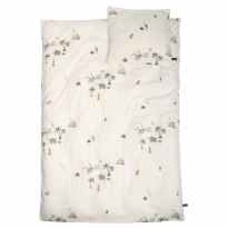 Roommate Junior Duvet Set  - Tropical