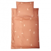 Roommate Single Duvet Set - Rabbit