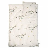 Roommate Single Duvet Set - Tropical