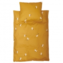 Roommate Single  Duvet Set - Tiger