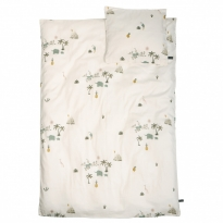Roommate Toddler Duvet Set - Tropical