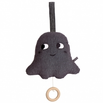 Roommate Ghost Anthracite Lullaby Music Mobile