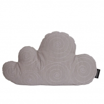 Roommate Cloud Cushion, Grey