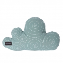 Roommate Cloud Cushion, Sea Grey