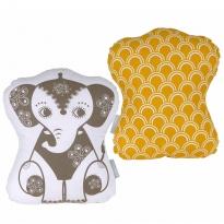 Roommate Elephant Cuddle Cushion
