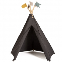 Roommate Anthracite Hippie Tent