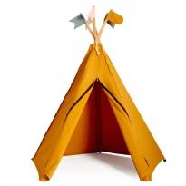 Roommate Ochre Hippie Tent