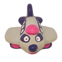 Lanco Sam the Jet Teether Toy