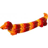 Lanka Kade Dog A-Z Jigsaw