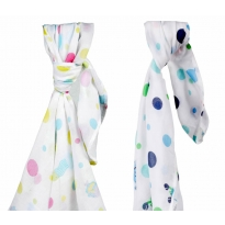 Piccalilly Sealife Muslin Swaddles