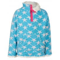 Frugi Sky Starfish Snuggle Fleece