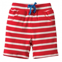 Frugi Hippo Little Stripey Shorts