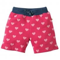 Frugi Sweet Heart Sydney Shorts