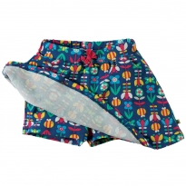Frugi Bumble Bloom Spring Skort