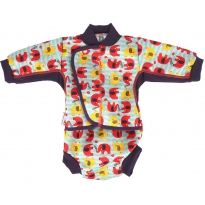 Pop-In Baby Cosy Suit Babipur Elephant