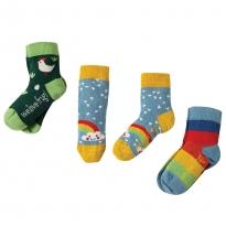 Frugi Chicken Little Socks x3