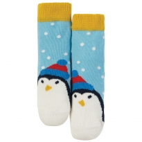 Frugi Penguin Little Perfect Pair Socks