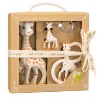 Sophie the Giraffe So Pure Trio Set