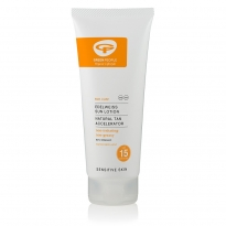 Green People Sun Lotion SPF15 200ml