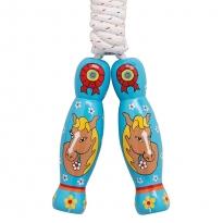 Lanka Kade Skipping Rope - Blue Horse