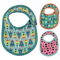 Pop-in Stage 1 Bibs 2016 Prints