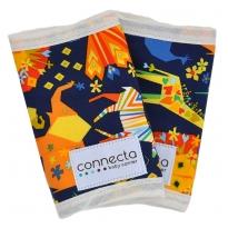Connecta PRIDE Teething Pads