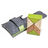 Tegu Jungle 6 Piece Pocket Pouch