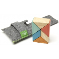 Tegu Sunset 6 Piece Pocket Pouch