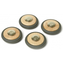 Tegu Wheels 4 Pack