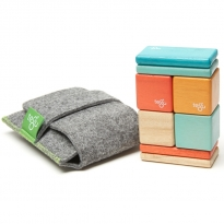 Tegu Sunset 8 Piece Pocket Pouch