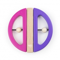 Tegu Swivel Bug Pink / Purple