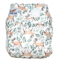 Tickle Tots AIO Nappy - Stags