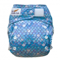 Tickle Tots Hybrid Nappy - Scales