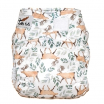 Tickle Tots Hybrid Nappy-Stag