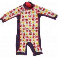 Pop-In Toddler Snug Suit Elephant