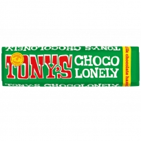 Tony's Chocolonely Milk Hazelnut Fairtrade Chocolate 47g