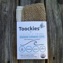Toockies Cotton / Jute Scrubbers