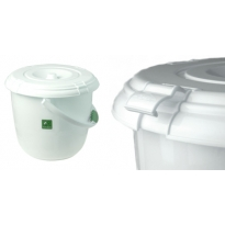 Tots Bots Lockable 16L Nappy Bucket