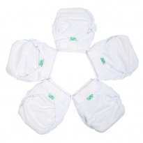 Easyfit-Star White 5 Pack
