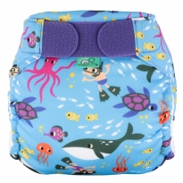 Tots Bots Swim Nappy Under The Sea