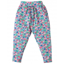 Frugi Ditsy Garden Gathered Trousers