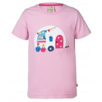 Frugi Caravan Gwenver Applique T-Shirt