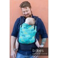 Tula Standard Baby Carrier - Bikes Round & Round