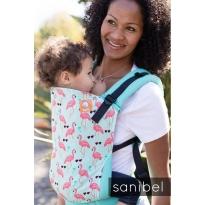 Tula Toddler Carrier - Sanibel