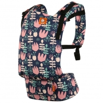 Tula Standard Baby Carrier - Twilight Tulip