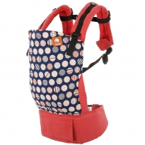 Tula Standard Baby Carrier - Trendsetter Coral