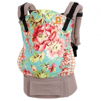 Tula Standard Baby Carrier - Bliss Bouquet