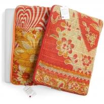 Fair Trade Kantha Laptop Case - Turtle Bags